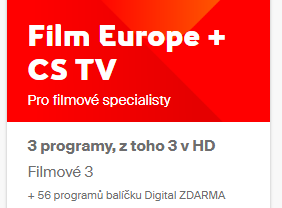 Film Europe + CS TV